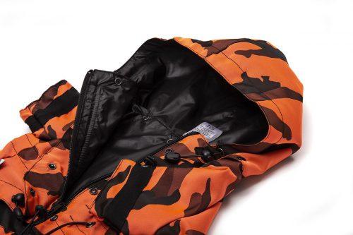 Oblačilo za pse dežni plašček Frajer Francoski buldog Pancho 3
