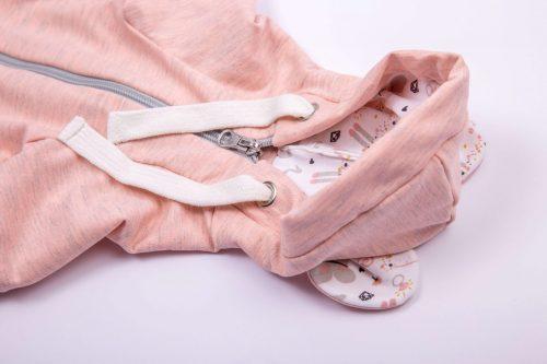 Oblačilo za pse Pancho pasja obleka Miki roza 1