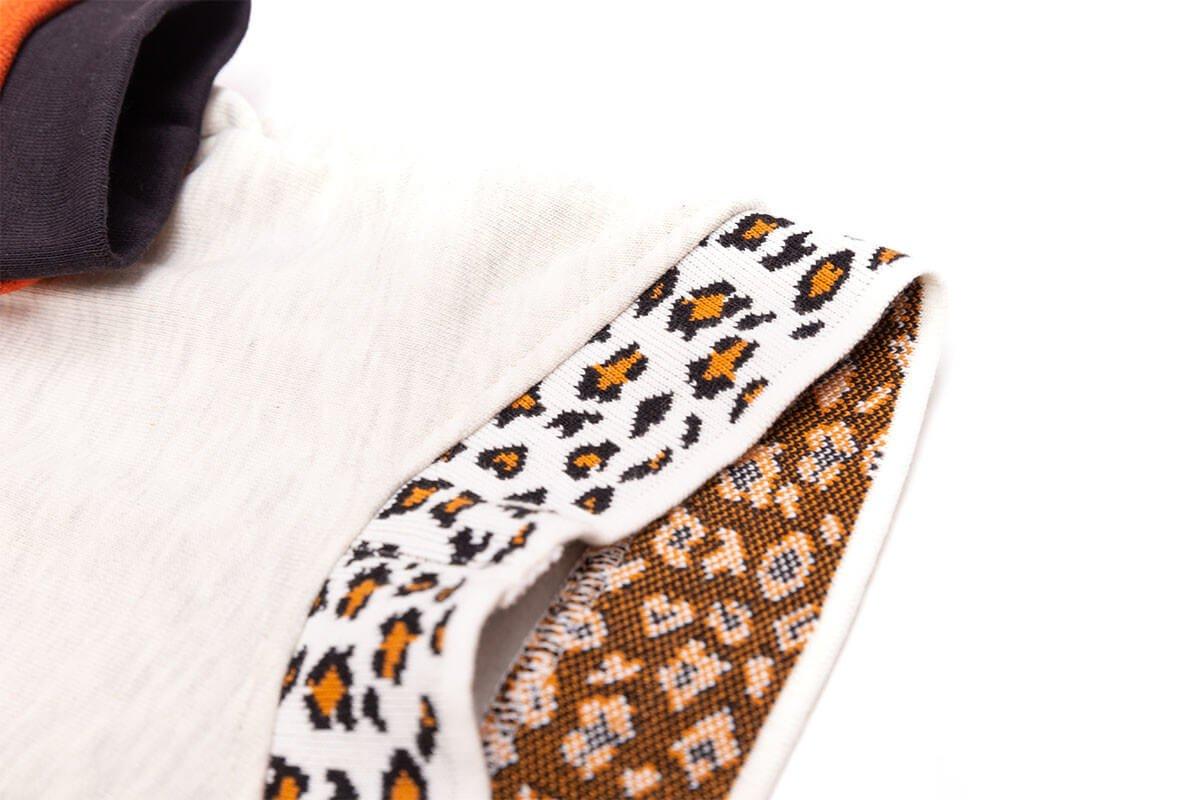 Oblačilo za pse Pancho pasja obleka Ris 1