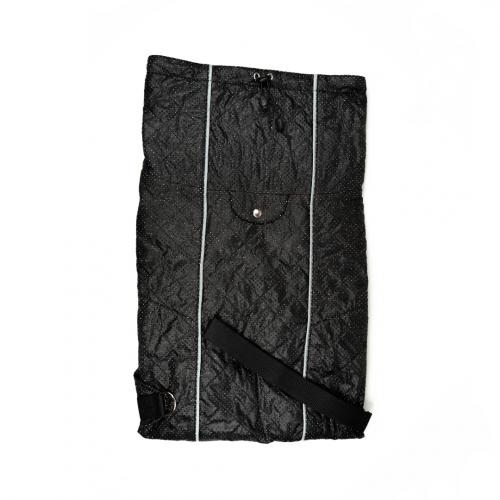 Oblačilo za pse dežni plašček veliki Kozmos