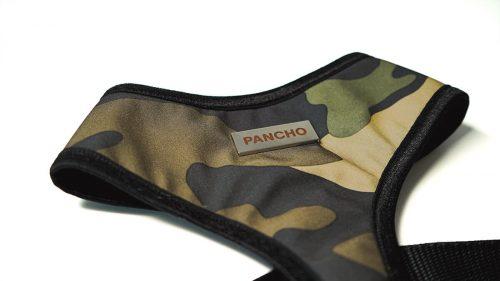 Oprsnica Pancho S.W.A.T. za francoske buldoge